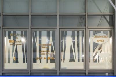 この外観を目印にお越し下さい(^^♪💕 - BIZcomfort仙台一番町 6名用会議室の室内の写真