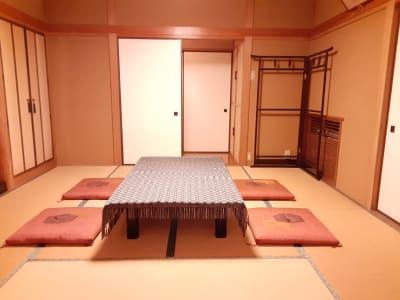 スペースシェア「あおやま」 102号室(和室)の室内の写真