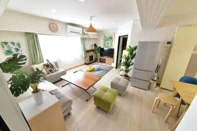 JK Room 新大久保店の室内の写真