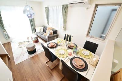 JK Room 西荻窪店の室内の写真