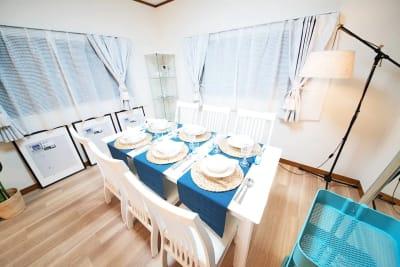 JK Room 北新宿店の室内の写真