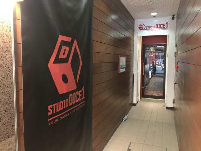 STUDIO DICE1 B スタジオの外観の写真