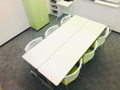 【kai横浜】 シェアオフィス【kai横浜】の室内の写真