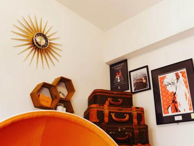 インテリアの洒落感には自信あります! - Lv5目黒川の室内の写真