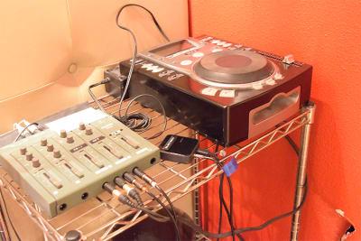 STUDIO DICE1 B スタジオの設備の写真
