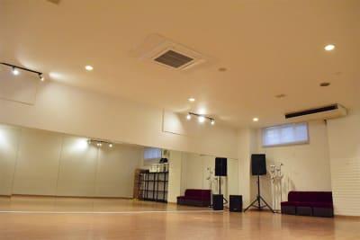 STUDIO DICE1 A スタジオの室内の写真