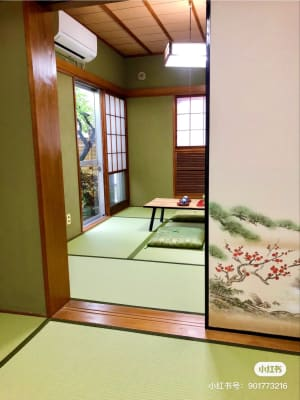 日本庭園つき、会議室、サロン 新宿歌舞伎町★新大久保徒歩8分★の室内の写真