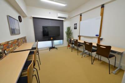アイコンスペース 名古屋 「ココノエ」貸し会議室の室内の写真