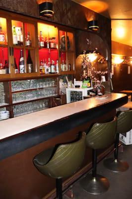 ながさきビル1階 バーながさき バー/スナック ながさきの室内の写真