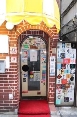 ながさきビル1階 バーながさき バー/スナック ながさきの入口の写真