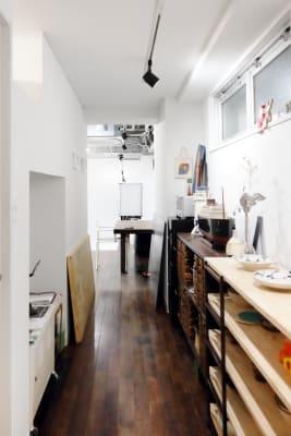 撮影スタジオ、フリースペースシー 撮影スタジオ、フリースペースの室内の写真