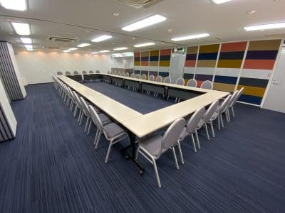 コンファレンス東京(新宿) Conference A+B+Cの室内の写真