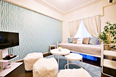 SP155 UNO難波東の室内の写真