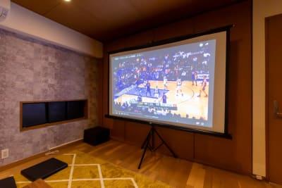 西麻布ベース &EIGAの室内の写真