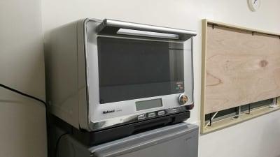 nuwaste ニューウェイスト 会議室の設備の写真