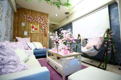 Sutudio Fleur  レンタルルームの室内の写真