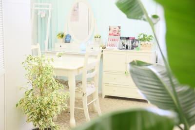 ケセラセラ  プライベートレンタルサロンの室内の写真