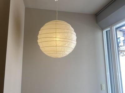 入り口照明 - シェアサロン らくさす レンタルサロンの設備の写真