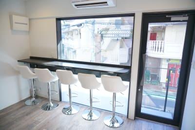 株式会社プラスカラー 【代官山駅】セミナー・ママ会などの室内の写真