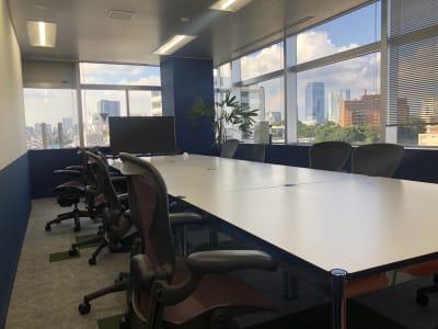 中目黒HZ会議室 会議室の室内の写真