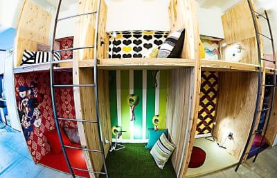 ちょうどいい。CELL ⑦★最小単位クリエイティブ空間★の室内の写真