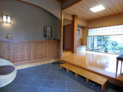 レンタルサロン てっぱく トレーニングジム 完全個室の入口の写真