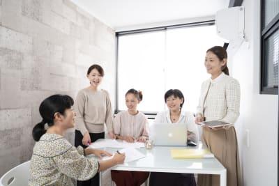 スタジオ&オフィスOK西東京 田無駅レンタル会議室の室内の写真