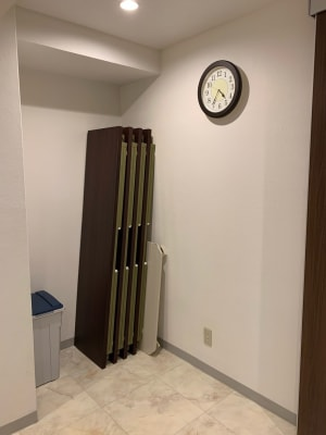 サンシステム パーティールームから会議室の設備の写真