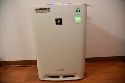 ダイキン ACK55-W 加湿空気清浄機 - おてがる会議室in758 Share8P『ポルックス』の設備の写真