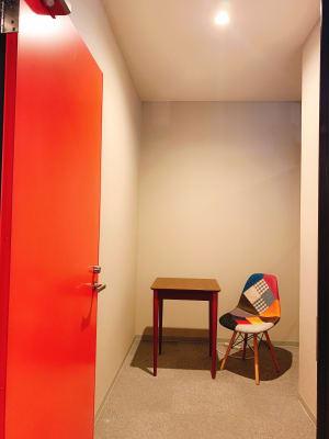 D→START広島 お一人様プランの室内の写真