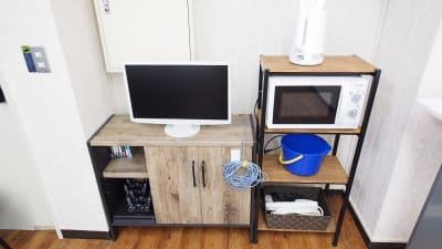 設備写真 - 【アズール】池袋おしゃれ貸会議室 WiFi大型モニタホワイトボードの設備の写真