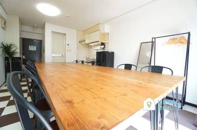 【パイン会議室】 光回線が無料の貸し会議室♪の室内の写真