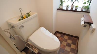 トイレはウォシュレット - 【ワイナリー】横浜の貸し会議室 WiFi大型モニタホワイトボードの設備の写真