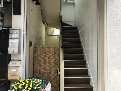 いちご会議室 荻窪駅前の入口の写真