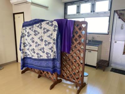スタジオトライバレスク ダンス多目的スペース会議ママ会の設備の写真
