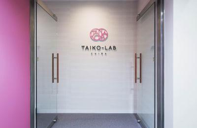 タイコラボ千葉 【オンライン配信専用】Bスタジオの入口の写真