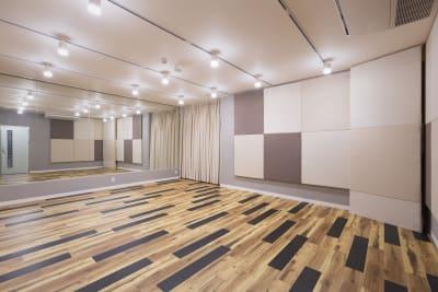 タイコラボ千葉 【オンライン配信専用】Bスタジオの室内の写真