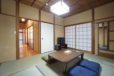 DJH 一軒家貸切り 道頓堀ハウスの室内の写真