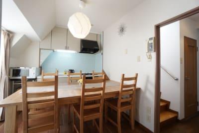 貸切りスペース FL61 1室貸切りフロアアセンブル601の室内の写真