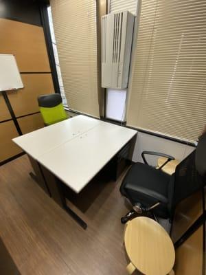 ONE DAY OFFICE TOKYO テレワークとして活用可能の室内の写真