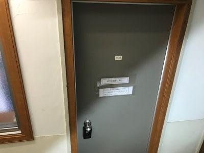 星乃会議室<島> 4/25~6/30予約受付停止中の入口の写真