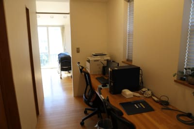 ときがわスペース 都幾川一望の完全貸切スペースの室内の写真