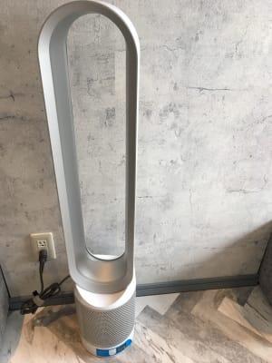 空気清浄機 - ルームレストラン バチェラー ダリの設備の写真