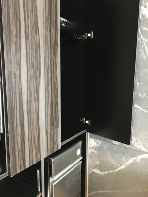 専用クローゼット - ルームレストラン バチェラー ダリの設備の写真