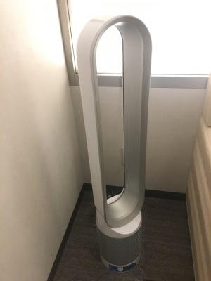 空気清浄機 - ルームレストラン バチェラー ミケランジェロの設備の写真