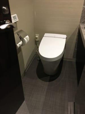 専用トイレ - ルームレストラン バチェラー バンクシーの設備の写真