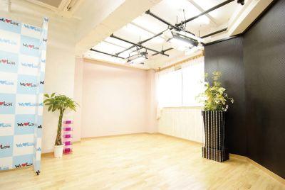 レンタルスタジオ We Love スタジオ貸切の室内の写真