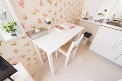 パピオンパラダイス西新宿 2Fの室内の写真