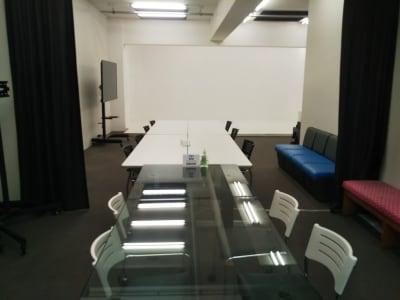 スタジオ内基本配置 - トライアンフ四谷スタジオ レンタルスタジオの室内の写真