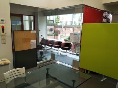 スタジオ入口2(中から) - トライアンフ四谷スタジオ レンタルスタジオの室内の写真